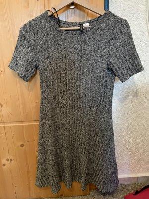 H&M Gebreide jurk veelkleurig