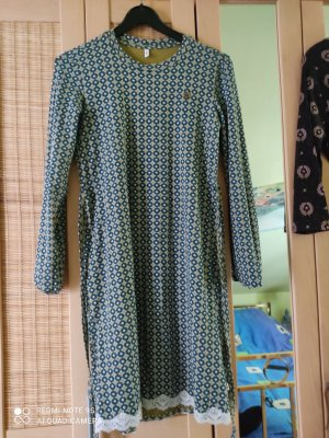 Blutgeschwister A-lijn jurk veelkleurig
