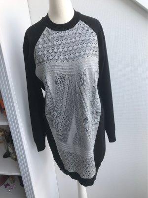 Love Moschino Knitted Dress black