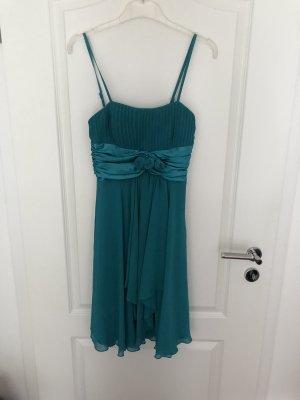 carina Evening Dress turquoise
