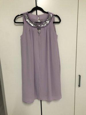 Empire Dress dusky pink