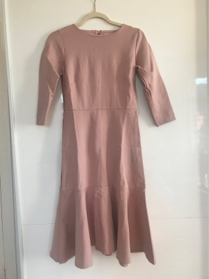 Closet Midi Dress dusky pink