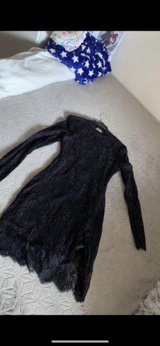 Motel Robe courte noir
