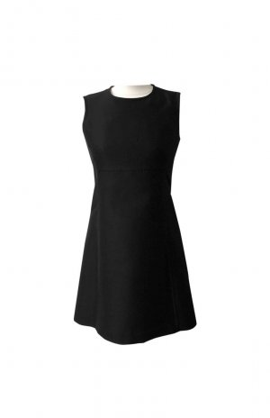 Anna Sui Midi Dress black