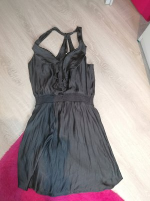 American Eagle Outfitters Midi-jurk donkergrijs
