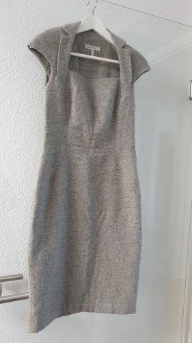 Apart Pencil Dress multicolored wool