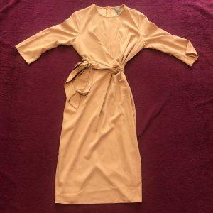 ASOS DESIGN Petite Pencil Dress nude