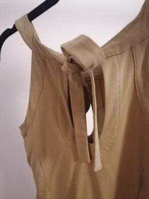 Jones Mini Abito beige-color cammello