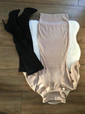Sweater Dress nude