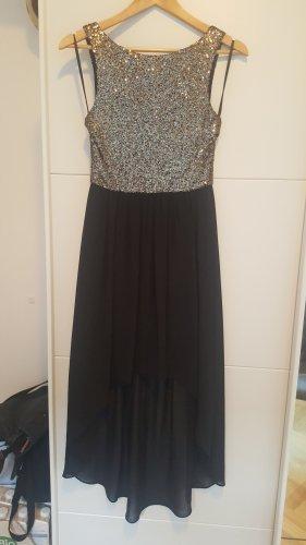 Jake*s Sequin Dress black
