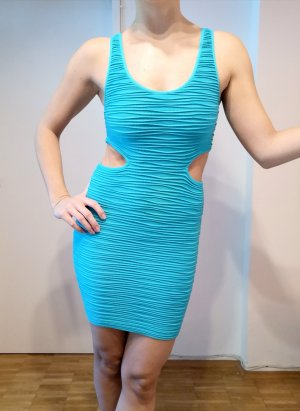 BCBGeneration Stretch Dress turquoise
