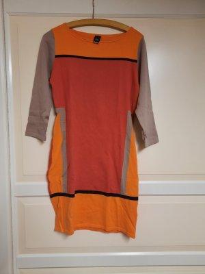 BC Collection Sweaterjurk veelkleurig