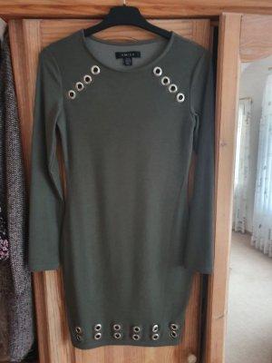 Longsleeve Dress khaki
