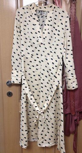 H&M Robe chemise or rose