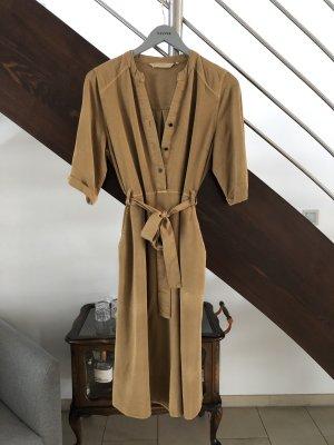 Nümph Blouse Dress olive green-ocher