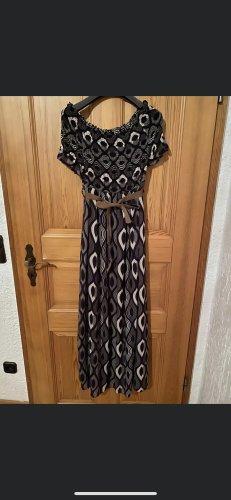 Sukienka bez ramiączek taupe-jasnobrązowy