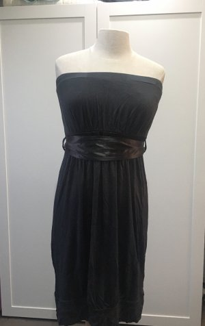 edc by Esprit Bandeau Dress dark grey-anthracite