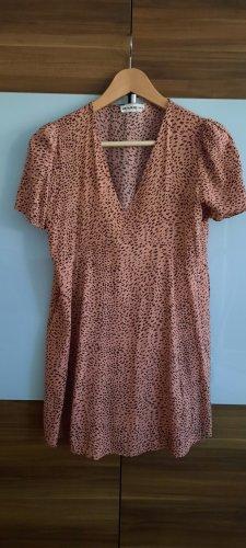 24Colours Shortsleeve Dress dusky pink