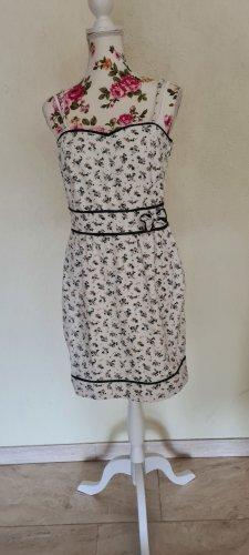 Blanco Sukienka midi Wielokolorowy Bawełna