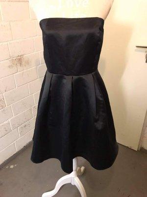 Glamorous Robe épaules nues noir