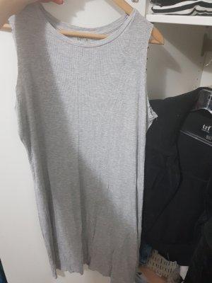 Zara Abito a maniche corte grigio chiaro-grigio