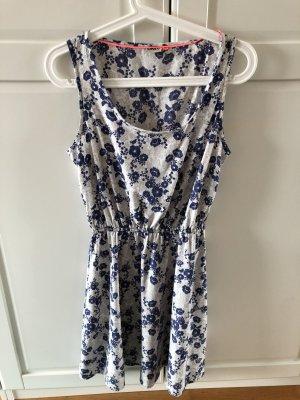 Only Robe de plage bleu