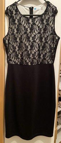 Lesara Robe stretch noir