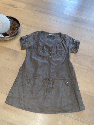 Street One Koszulowa sukienka khaki