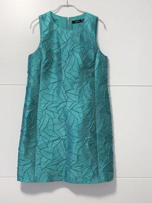 Hallhuber Donna A Line Dress cadet blue