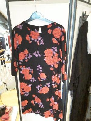 BODY FLIRT Mini Dress black-red