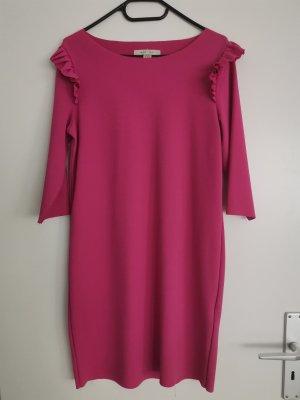 Amisu Sukienka midi różowy