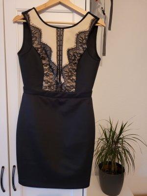 Ark & Co Mini-jurk zwart-room