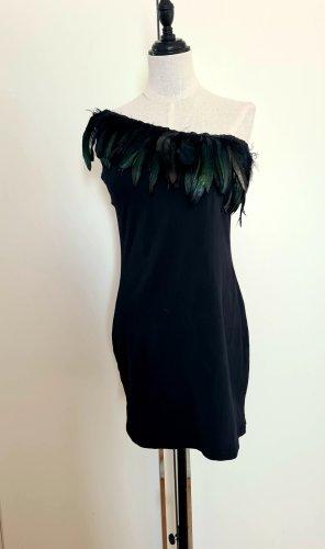 AX Paris Sukienka na jedno ramię czarny