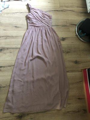 H&M Vestido de baile color rosa dorado