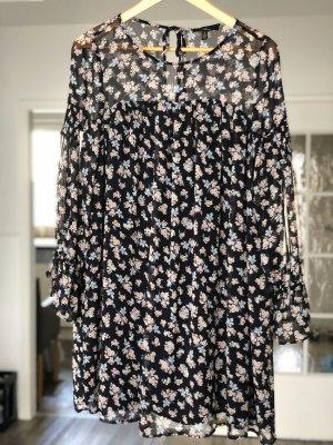 Mavi Chiffon jurk veelkleurig Polyester