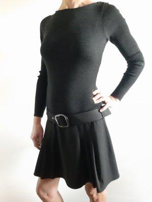 la fée maraboutée Vestito di lana nero