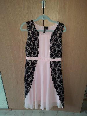 Bon Prix Evening Dress light pink chiffon