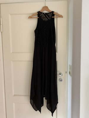 H&D Collection Hippie Dress black