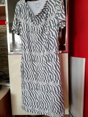 Bianca Dress white-light grey