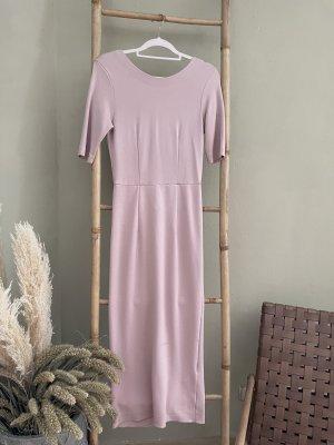 Selected Femme Ołówkowa sukienka bladofiołkowy