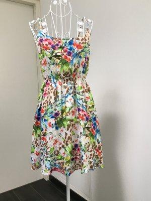 Tally Weijl Summer Dress multicolored viscose