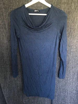 Chillytime Mini Dress dark blue