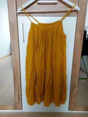 Bik Bok Mini-jurk goud Oranje