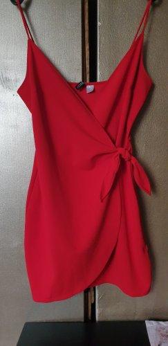 Pencil Dress red