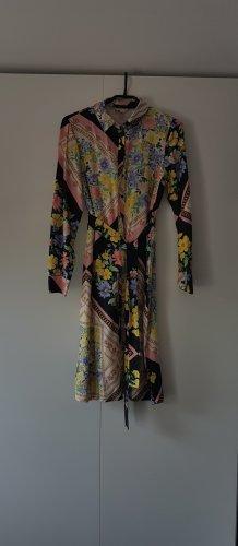 Miss Selfridge Koszulowa sukienka Wielokolorowy Wiskoza