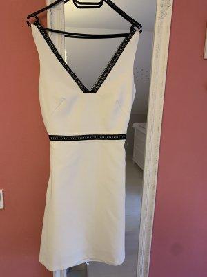 Morgan A Line Dress natural white-black