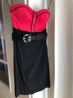 Tally Weijl Vestido corsage multicolor