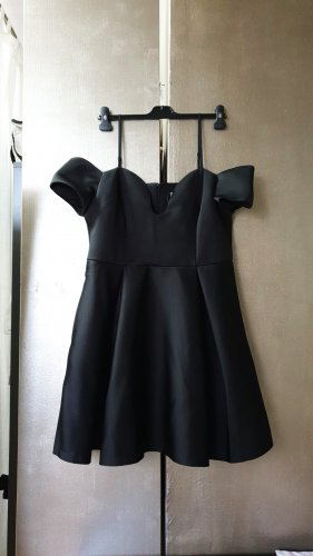 asos curve Robe de cocktail noir
