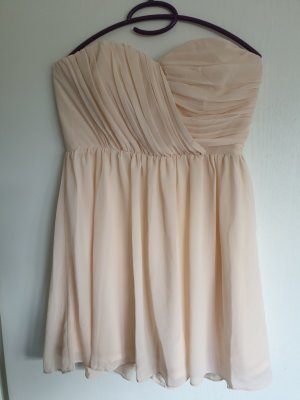Kleid/ Abendkleid/ Cocktailkleid/ Sommerkleid/ schickes Kleid TFNC London/ trägerloses Kleid