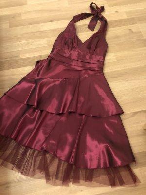 Kleid Abendkleid knielang